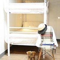 Os melhores hostels de Madri: Room 007