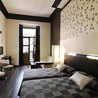 os melhores hotéis econômicos de Madri: hostal Alhambra Suites