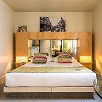 os melhores hotéis de preço médio de Madri: Room Mate Alicia