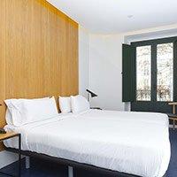 os melhores hotéis econômicos de Madri: Sleep'n Atocha