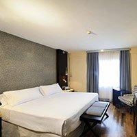 os melhores hotéis de preço médio de Madri: NH Balboa