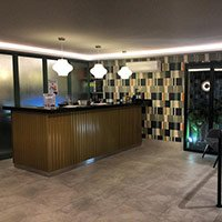 os melhores hotéis econômicos de Madri: hostal Castilla II