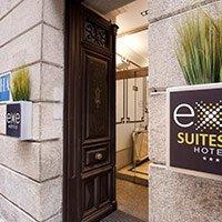 os melhores hotéis de preço médio de Madri:Exe Suites 33
