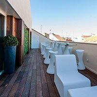 os melhores hotéis de preço médio de Madri: Fuencarral 52