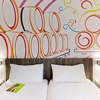 os melhores hotéis de preço médio de Madri: Ibis Styles
