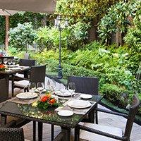 melhores hotéis boutique de Madri: Jardín de Recoletos