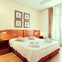 os melhores hotéis de preço médio de Madri: Petit Palace Londres