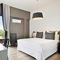 os melhores hotéis de preço médio de Madri: Acta Madfor