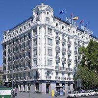 hotéis próximos da estação de Atocha