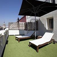 os melhores hotéis de preço médio de Madri: Moderno