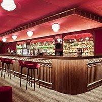 hotéis de luxo em Madri: Suecia