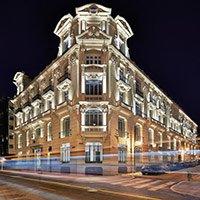 hotéis de luxo em Madri: Urso