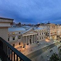 hotéis de luxo em Madri: Villa Real