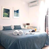 os melhores apartamentos turísticos de Madri: aspasios calle mayor