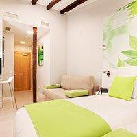 os melhores apartamentos turísticos de Madri: blume cruz