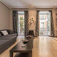 os melhores apartamentos turísticos de Madri: ds