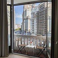 os melhores apartamentos turísticos de Madri: madrid apartments gran via