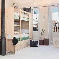Os melhores hostels de Madri: The Hat