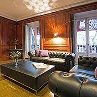 hotéis de luxo em Madri: Hospes Puerta de Alcalá