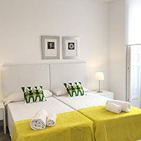 os melhores apartamentos turísticos de Madri: madrazo