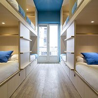 Os melhores hostels de Madri: mola hostel