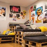 Os melhores hostels de Madri: Sungate One